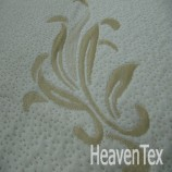 Front side knitted  jacquard cloth (HX05035FJ)